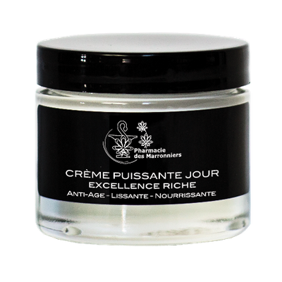 CREME EXCELLENCE JOUR RICHE - Pharmacie Marronniers 50ml