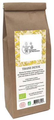 TISANE MELANGE DETOX 60g - Pharmacie Marronniers