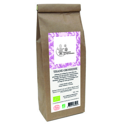 TISANE MELANGE GROSSESSE 100g - Pharmacie Marronniers