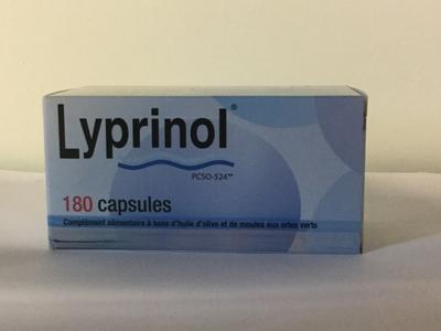 LYPRINOL(180 capsules)