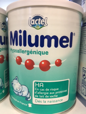 MILUMEL HA LAIT PDR 400G