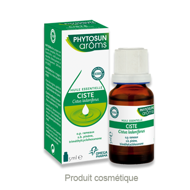PHYTOSUN AROMS HUILE ESSENTIELLE CISTE 5ML