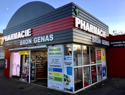 Pharmacie Bron Genas - Vue générale