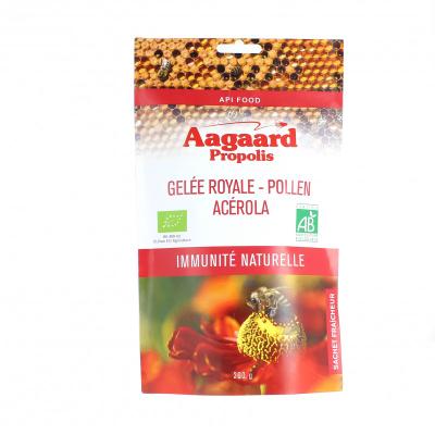 GELEE ROYALE - POLLEN - ACEROLA - LUCUMA AAGAARD 200 G