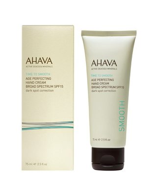 CREME MAINS PERFECTION ANTI-AGE IP15 AHAVA 75 ML