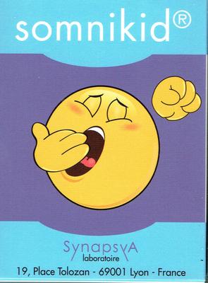 SOMNIKID SYNAPSYA 30 gélules