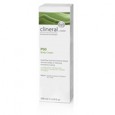 CRÈME CORPS PSO CLINERAL 200 ML