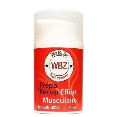 WBZ Hot Cream Airless Well Be Zen 50ml