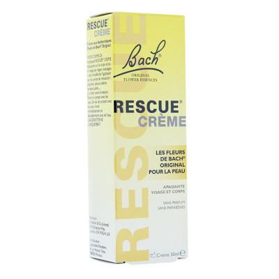 Fleurs de Bach Rescue crème 30 g
