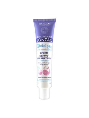 Jonzac Bébé Bio Crème Dermo-Réparatrice Sans Parfum 40 ml
