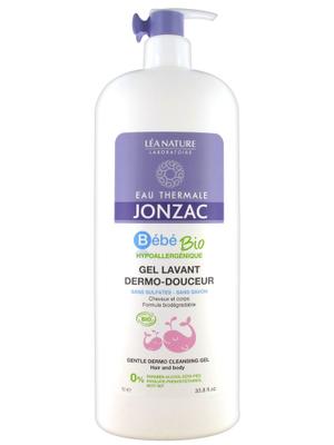 Jonzac Bébé Bio Gel Lavant Dermo-Douceur 1 Litre