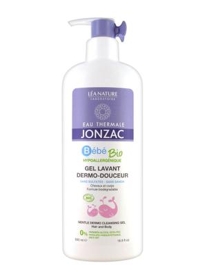 Jonzac Bébé Bio Gel Lavant Dermo-Douceur 500 ml