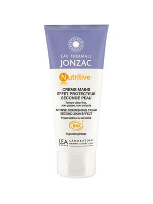 Jonzac Nutritive Crème Mains Effet Protecteur Seconde Peau 50 ml