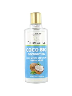 Natessance Huile Coco Bio 100 ml