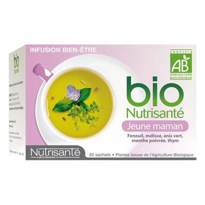 NUTRISANTE INFUSION JEUNE MAMAN SACH20