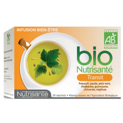 NUTRISANTE INFUSION TRANSIT SACH20