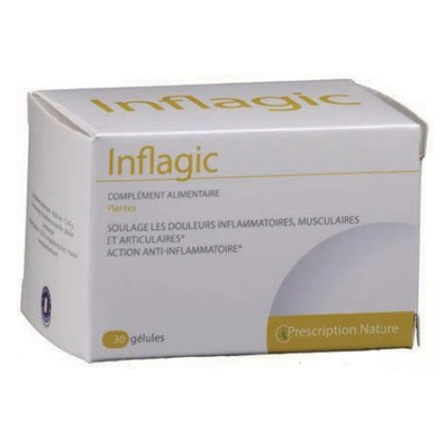 Inflagic - 30 gélules - Pharma Nature