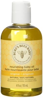 Baby Bee huile nourrissante pour le corps - 115 ml