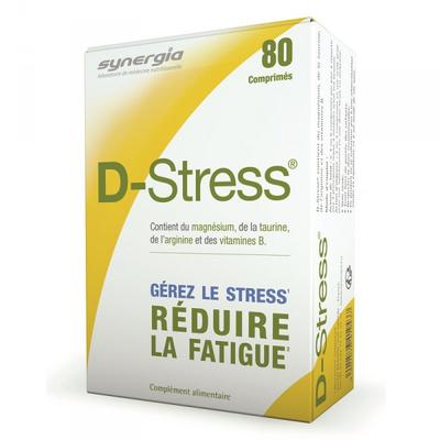 D-STRESS A/STRES A/FATIG CPR80