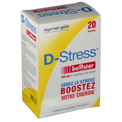 D-STRESS BOOSTER STICK BOITE 20