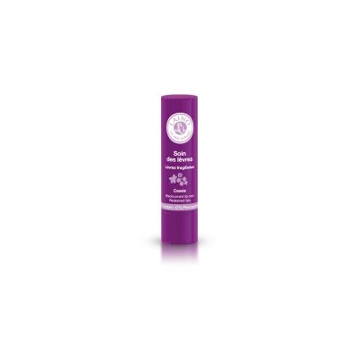 Soin des lèvres pailleté cassis 4 g