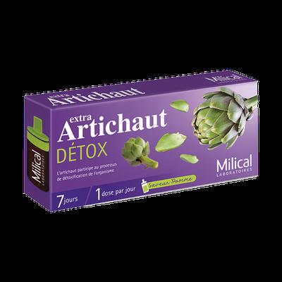 Milical Artichaut Détox 7 Jours
