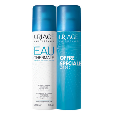 Uriage Eau Thermale d'Uriage Lot de 2 x 300ml