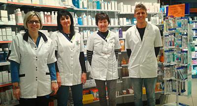 Pharmacie Fraisse - Vue générale