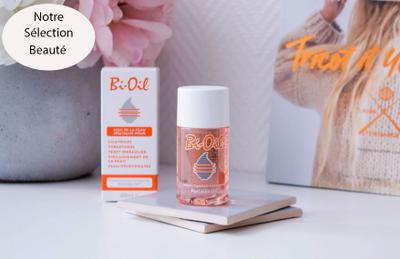 Bi-oil, soin spécialisé pour la peau et anti-vergetures 60 ml