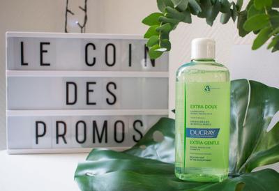Ducray, Shampoing extra-doux dermo protecteur 400ml