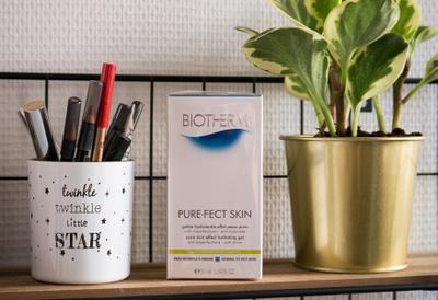 Biotherm Purefect Skin Gelée Hydratante Effet Peau Pure 50 ml