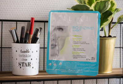 Talika, bio enzymes mask, purifying