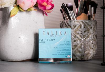 Talika, eye therapy patchs contour de l'oeil X6