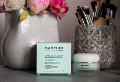Darphin, Hydraskin light gel crème hydratation continue peaux normales à mixtes 50ml