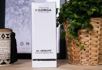 Filora, Oil-Absolute, sérum-huile anti-âge ultime 30ml