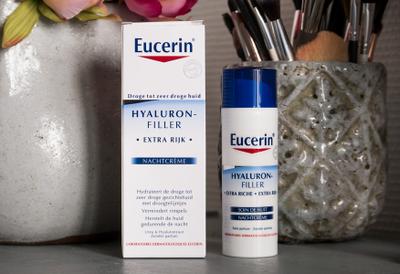 Eucerin, Hyalyron-filler, soin de nuit extra riche 50ml