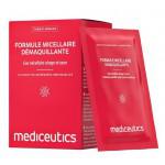 Mediceutics Formule micellaire démaquillante lingettes individuelles