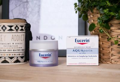 Eucerin Aquaporin Active Soin Hydratant Peau Normale à Mixte 50 m