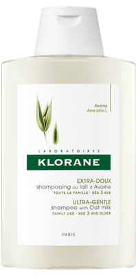 KLORANE shampooing lait avoine 100ml