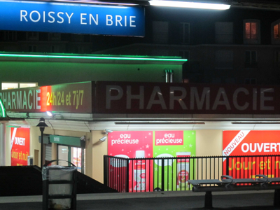 Pharmacie de la Gare - Vue générale