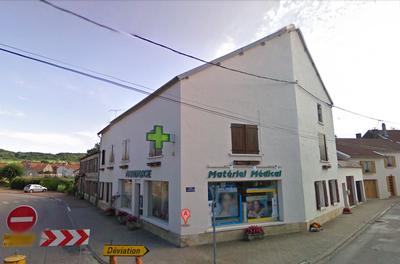 Pharmacie Rolampont - Vue générale