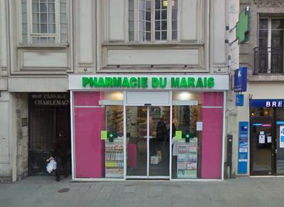 Pharmacie du Marais - Vue générale