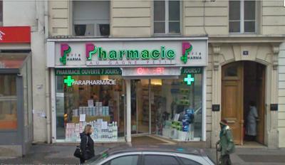 Pharmacie au gagne petit paris accueil - Pharmacie de garde porte de vincennes ...