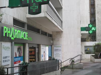 Pharmacie Lourmel - Vue générale