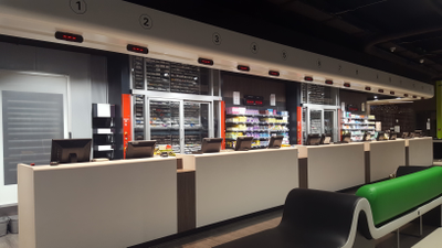 Grande Pharmacie de Rosny 2 - Vue générale