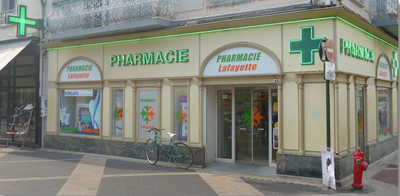 Pharmacie de l hotel de ville valence accueil for Pharmacie de la piscine