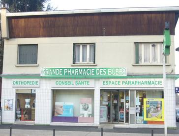 Grande Pharmacie des Buers - Vue générale