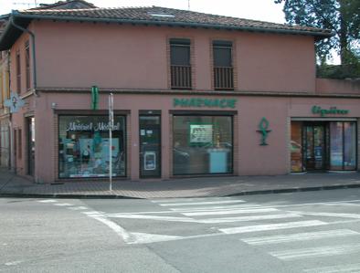 Pharmacie Lignières - Vue générale
