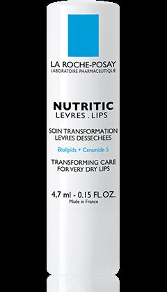 La Roche-Posay Nutritic Soin Des Lèvres 4,7ml