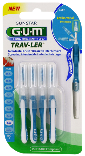 BUTLER TRAVLER BROSSETTE 1,6MM 1614